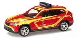 BMW X1 ELW Feuerwehr Leipzig