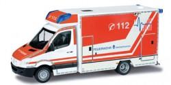 Mercedes Benz Sprinter RTW Feuerwehr Bremerhaven