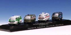 VW Bus Alliierte Gendarmerie (F)