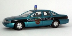 Chevrolet Caprice Ontario State Police (grünblau)