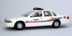 Chevrolet Caprice Atlanta Police