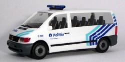 Mercedes Benz Vito Polizei Belgien