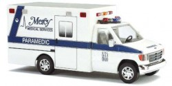 Ford E-350 Mercy Medical Service RTW