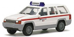 Chrysler Jeep Grand Cherokee BSB Fire Chief