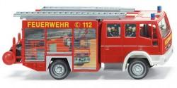 Iveco LF 16/12 Feuerwehr Vorführfahrzeug