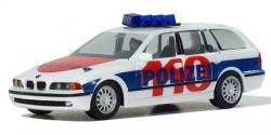 BMW 5er Touring Polizei Designstudie