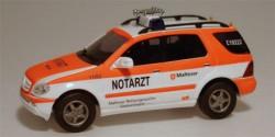 Mercedes Benz M-Klasse Malteser NEF