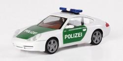 Porsche 996 Polizei