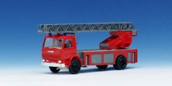Scania 112 H Drehleiter Feuerwehr