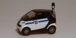 Smart City Coupe Polizei Belgien