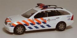 Mercedes Benz C-Klasse Polizei Zaanstreek-Waterland