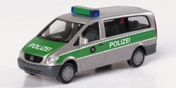 Mercedes Benz Vito Polizei Wiesbaden