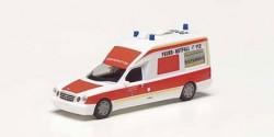 Mercedes Benz W210 Binz KTW Feuerwehr Düsseldorf