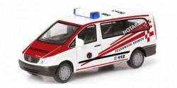 Mercedes Benz Vito NEF Feuerwehr Bremen