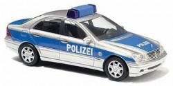 Mercedes Benz C-Klasse Polizei Berlin