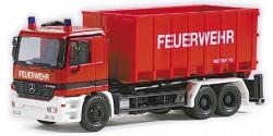 Mercedes Benz Actros M Feuerwehr Container