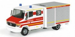 Mercedes Benz Vario GW Höhenrettung Feuerwehr Düsseldorf