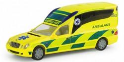 Mercedes Benz A2003 KTW Rettungsdienst Schweden