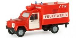 Mercedes Benz 250 GD Feuerwehr Rettungsdienst