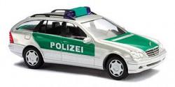 Mercedes Benz C-Klasse Polizei Baden-Württemberg