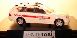 Mercedes Benz S-211 T-Modell Taxi-Ruf Bremen