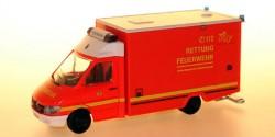 Mercedes Benz Sprinter Neugeborenen-NAW Feuerwehr Hamburg