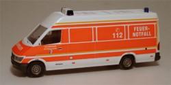 Mercedes Benz Sprinter Feuerwehr Düsseldorf