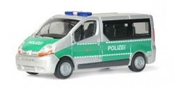 Renault Trafic Polizei Berlin
