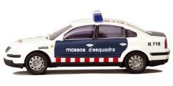 VW Passat Polizei Spanien