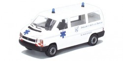 VW T4 KR Ambulances Chamonix