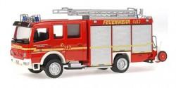 Mercedes Benz Atego LF 16/20 Feuerwehr Schenefeld