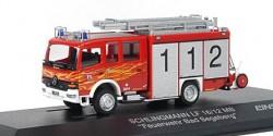Mercedes Benz Atego LF 16/12 Feuerwehr Bad Segeberg