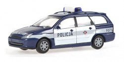 Ford Focus Polizei Polen