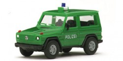 Mercedes Benz 300 GE Polizei