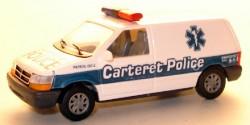 Dodge Ram Van Carteret Police