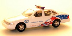 Ford Crown Victoria Covington Police