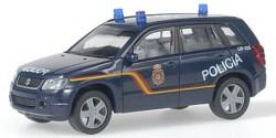 Suzuki Grand Vitara Policia Spanien