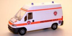 Fiat Ducato RTW Protezione Civile