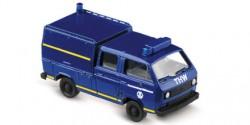 VW T3 DoKa Pritsche/PLane THW