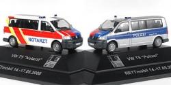 VW T5 Polizei / NEF
