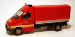 Mercedes Benz Sprinter Pritsche/Plane Feuerwehr Dortmund