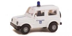 Suzuki SJ 410 Polizei Belgien