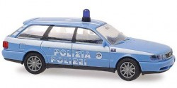 Audi A6 Avant Polizei Italien