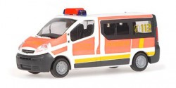 Opel Vivaro MTW Feuerwehr Münder