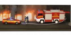 Mercedes Benz E-Klasse / MAN TGA M TLF 24/60 Feuerwehr Scenix