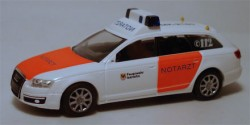 Audi A6 Avant NEF Feuerwehr Iserlohn