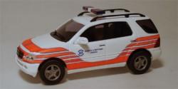Mercedes Benz M-Klasse Schutz & Rettung Zürich