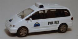 VW Sharan Kantonspolizei Basel