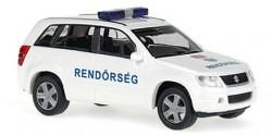 Suzuki Grand Vitara Polizei Ungarn