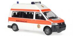 VW T5 HD KTW Bergwacht Klingenthal-Aschberg
